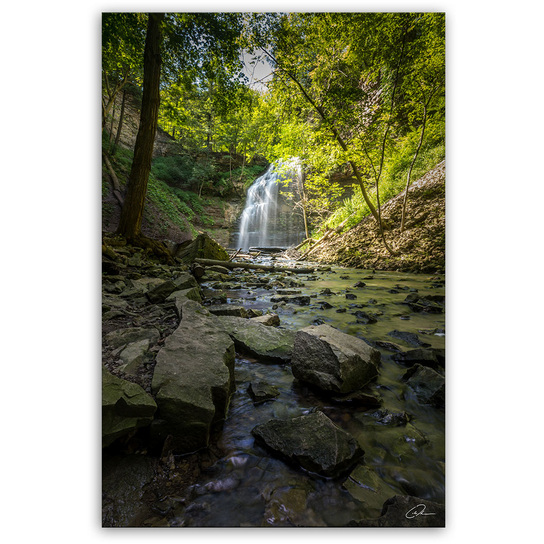 Tiffany Falls - Hamilton, ON - Fine Art Photo Print