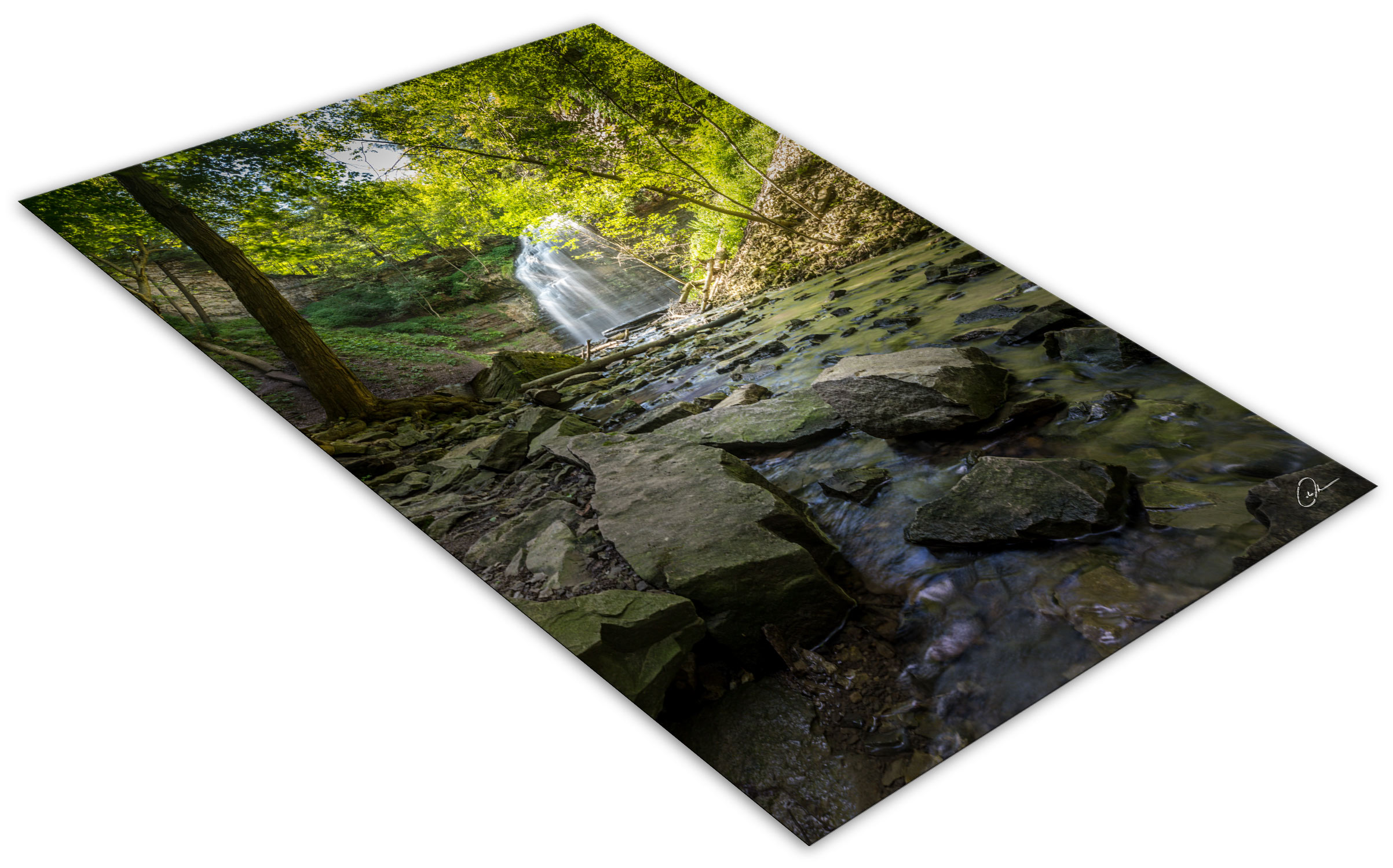 Tiffany Falls Fine art Photo Print Hamilton Ontario